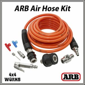 ARB 6m Tyre Hose kit with Air Fittings