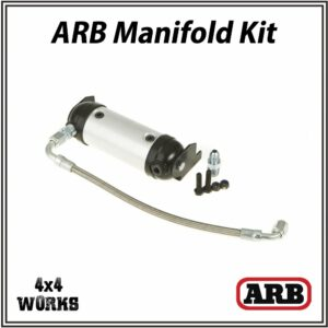 ARB Manifold Kit - for ARB Twin Compressors