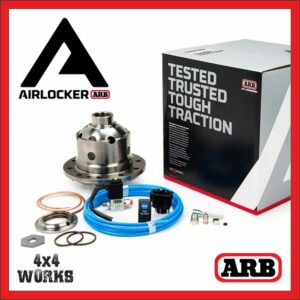 ARB Air Locker Volkswagen VW Taro All Models Front Rear Locking Diff