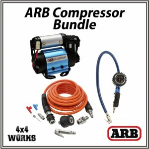 ARB High Output Compressor Inflation Kit Bundle 12v