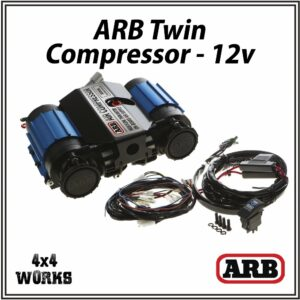 ARB Twin Air Compressor 12v