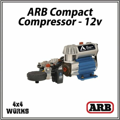 ARB Compact On-Board Air Compressor 12v Air Lockers