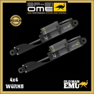 "Old Man Emu OME BP-51 Bypass Shock Absorbers Ford Ranger PX3 2019-on - 2"" 50mm Rear Pair"