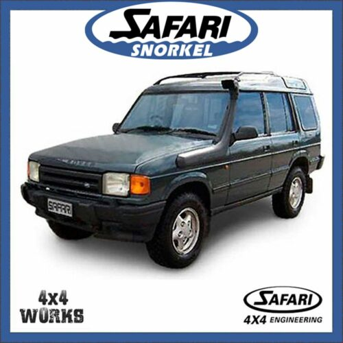 Safari R-Spec Snorkel Kit Mazda 1 Tonne 1985-91