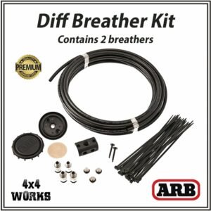 ARB Differential Diff Breather Kit and Filter - 2 Breathers