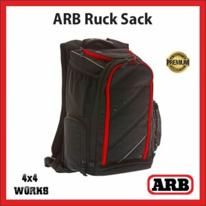ARB Ruck Sack Back Pack Black
