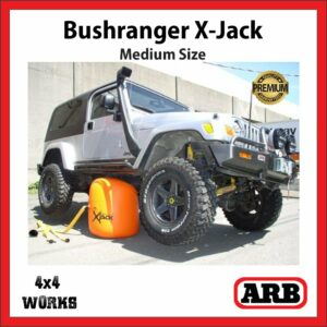 ARB Bushranger X-Jack 2 tonne 750mm lift with Bag