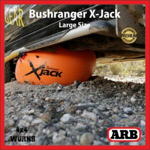ARB Bushranger X-Jack 4 tonne 800mm Large with Bag