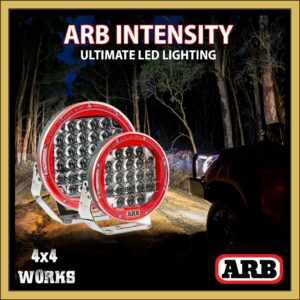 ARB Intensity LED Round Lights Spot Flood