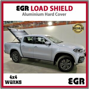 EGR Load Shield Aluminium Tonneau Cover Lid Mercedes-Benz X-Class 2017-on