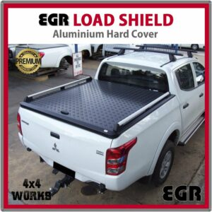 EGR Load Shield Aluminium Tonneau Cover Lid Mitsubishi L200 MQ MR 2015-on