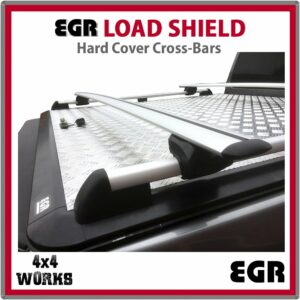 EGR Load Shield Tonneau Cross Bars