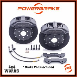Powerbrake X-Line Big Brake Kit Volkswagen VW Amarok 2010-on