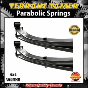 Terrain Tamer Suspension Pro Kit Ford Ranger PX3 2019-on