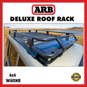 ARB Roof Rack Suzuki Jimny 2018-on Deluxe 1250x1020mm