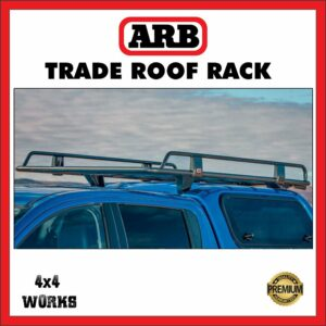 ARB Roof Rack Toyota Hilux 2015-on Trade Ladder 1330x1250mm