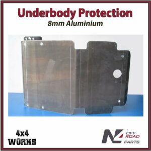 N4 Skid Plate Underbody Protection Toyota 4Runner Surf 1997-05 IFS Models Front Bash Guard
