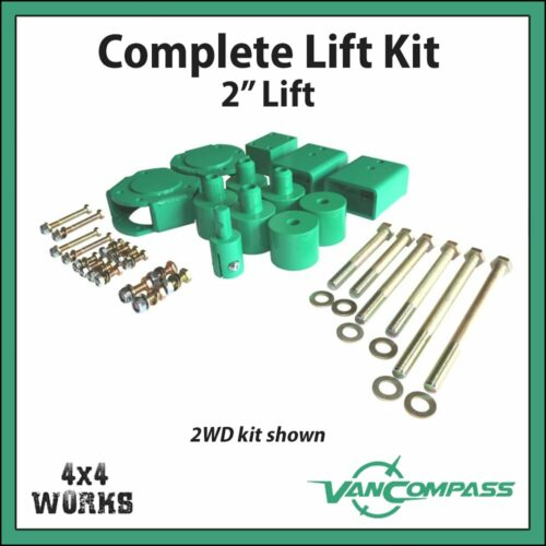 "Van Compass Lift Kit Mercedes-Benz Sprinter Series 3 2019-on 2"" 50mm"