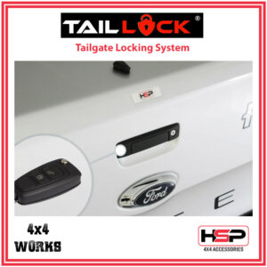 HSP Tail Lock Ford Ranger PX PX2 PX3 2011-on Tailgate Central Locking