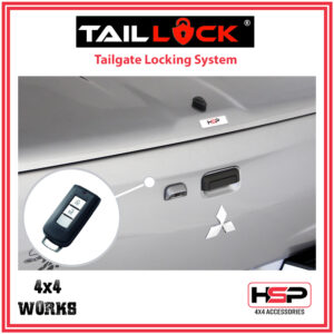 HSP Tail Lock Mitsubishi L200 2015-on Tailgate Central Locking