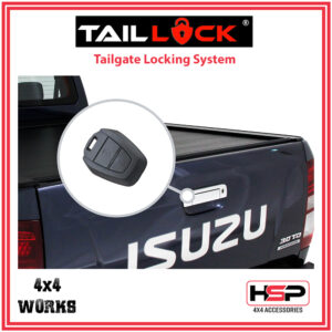 HSP Tail Lock Isuzu D-Max 2016-on Tailgate Central Locking