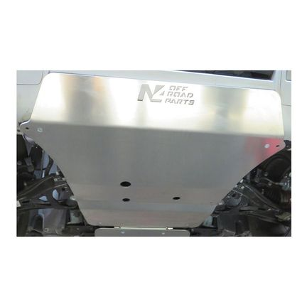 N4 Skid Plate Underbody Protection Dacia Duster II 2017-on 8mm Front Bash Guard