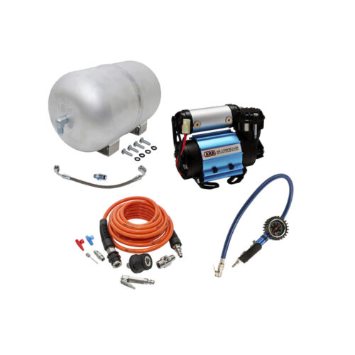ARB High Output Air Compressor and Air Tank Kit Bundle 12v