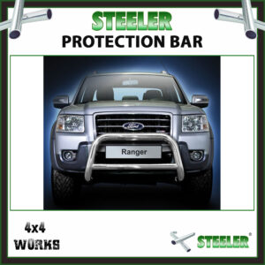 Steeler Stainless Steel A Bar Ford Ranger 2007-11 Front Protection