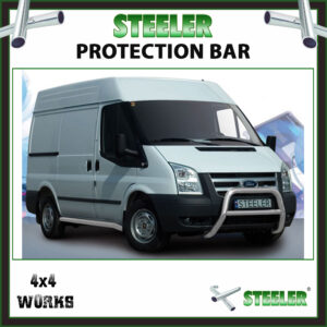 Steeler Stainless Steel A Bar Ford Transit 2006-14 Front Protection