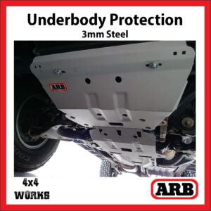 ARB Underbody Protection Kit UVP Toyota 200 Series 2007-15 Bash Skid Plate