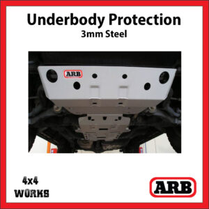 ARB Underbody Protection Kit UVP Toyota Land Cruiser Prado 150 Series 2009-on Bash Skid Plate