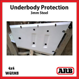 ARB Underbody Protection Kit UVP Suzuki Jimny 2012-18 Bash Skid Plate