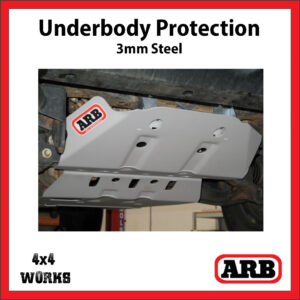 ARB Underbody Protection Kit UVP Ford Ranger 2007-11 PJ PK Bash Skid Plate