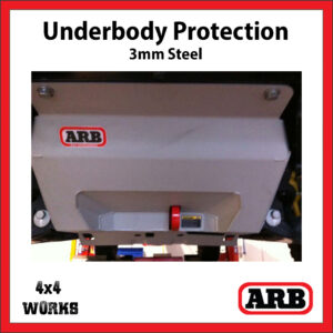 ARB Underbody Protection Kit UVP Ford Ranger 2011-15 PX Bash Skid Plate