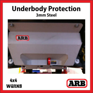 ARB Underbody Protection Kit UVP Ford Ranger 2011-18 PX1 PX2 Bash Skid Plate