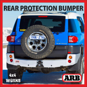 ARB Rear Protection Bumper Toyota FJ Cruiser  2006-on