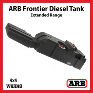 ARB Frontier Long Range Extended Diesel Fuel Tank Toyota Hilux 2005-15