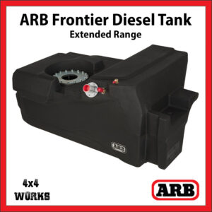 ARB Frontier Long Range Extended Diesel Fuel Tank Mitsubishi L200 2015-on
