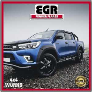 EGR Fender Flares Toyota Hilux 2015-on Wheel Arches Kit