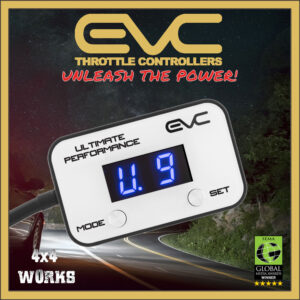 iDrive EVC Throttle Controller BMW All Models 2000-on Accelerator Booster
